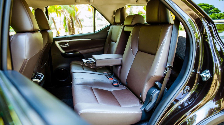 Xe Toyota Fortuner phiên bản 2020 - 7
