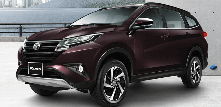 Giá xe Toyota Rush Đà Nẵng