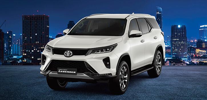 Giá xe Toyota Fortuner Đà Nẵng