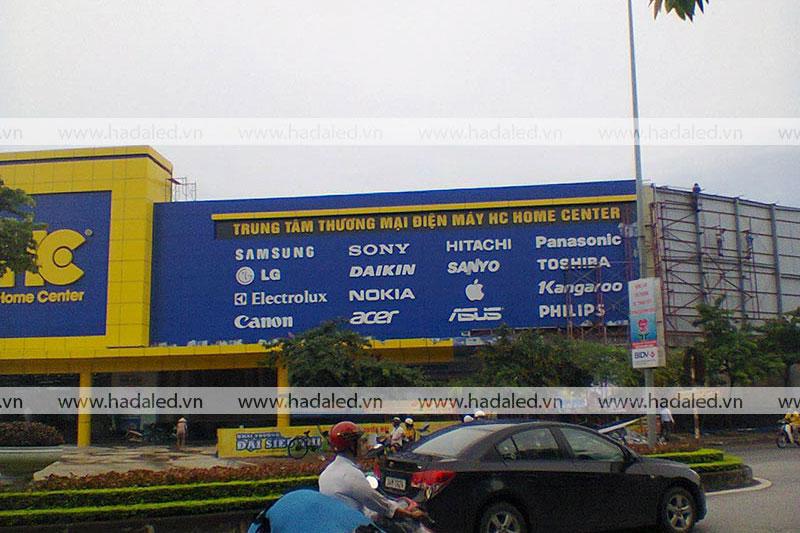 Báo giá thi công biển quảng cáo