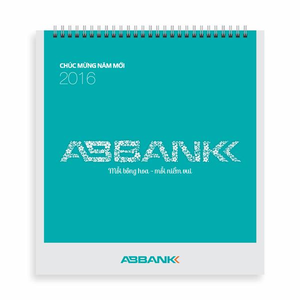 Lịch Tết ABbank 2016