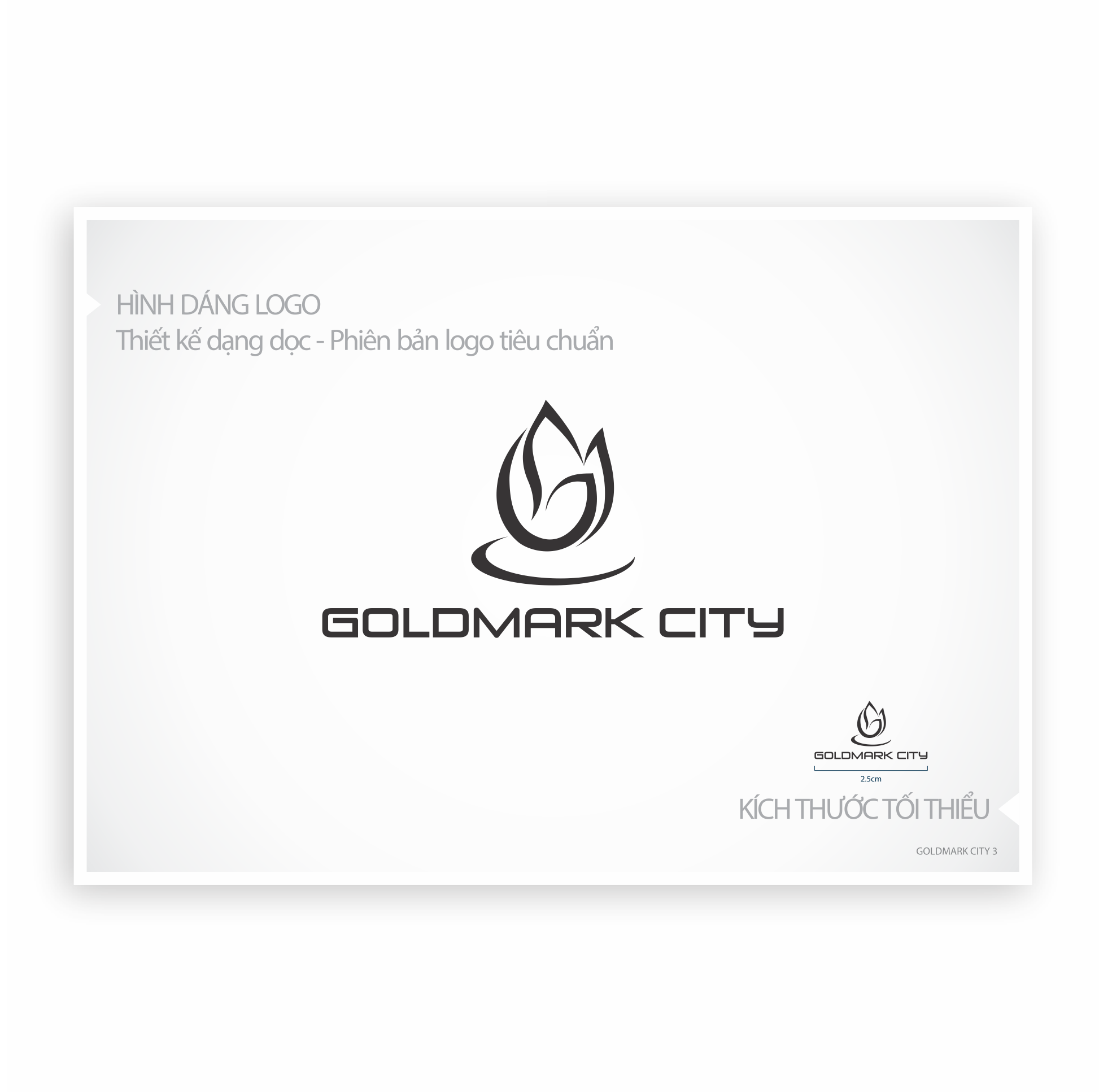 Quy chuẩn thương hiệu Goldmark