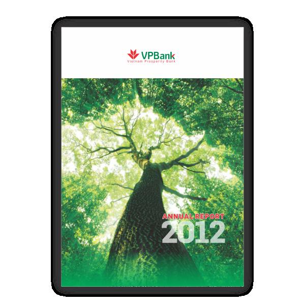 Báo cáo thường niên VPBank năm 2012