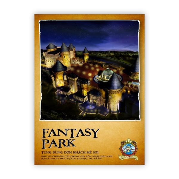 Poster Fantasy Park tại Banahill