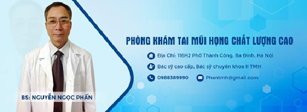 Top 10 bác sĩ tai mũi họng nhi giỏi tại Hà Nội