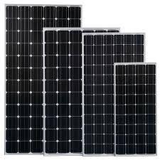 Tấm pin năng lượng mặt trời 380w MONO PERC