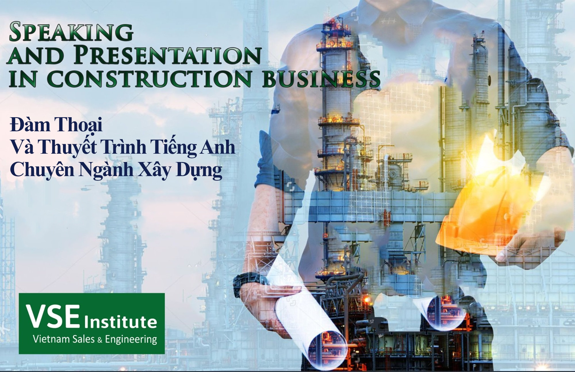 SPEAKING AND PRESENTATION IN CONSTRUCTION BUSINESS _ 0521