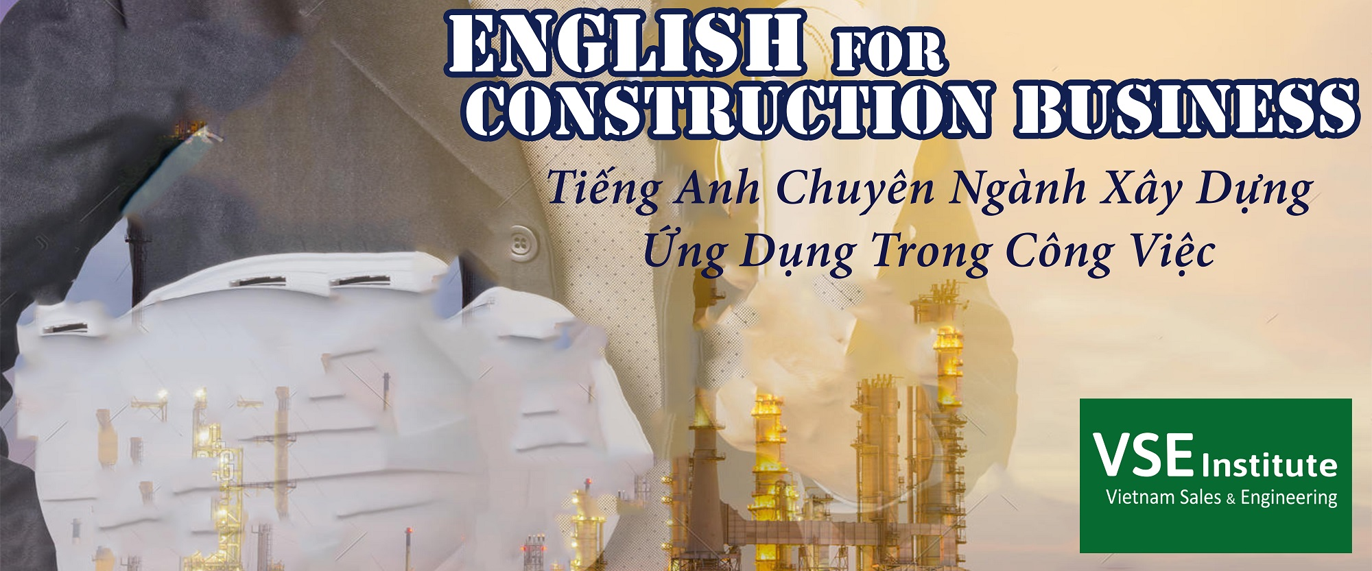 ENGLISH FOR CONSTRUCTION BUSINESS _ 0521