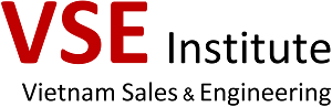 logo VSE Institute Vietnam Sales & Engineering