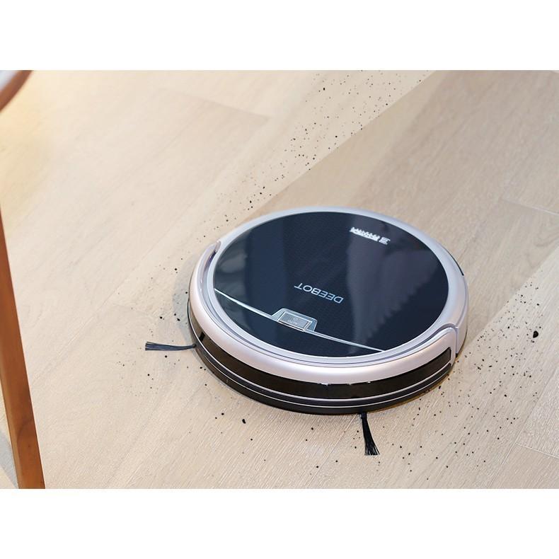 Robot hút bụi thông minh Ecovacs Deebot Cen 558 (Likenew, Trưng bày)