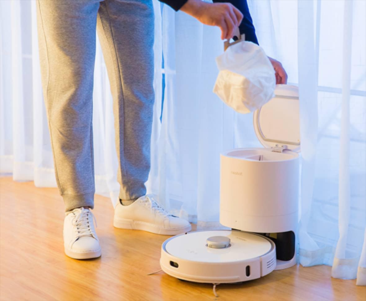 Neabot NoMo Gen1 2020 - Robot hút bụi thông minh BH 1 năm