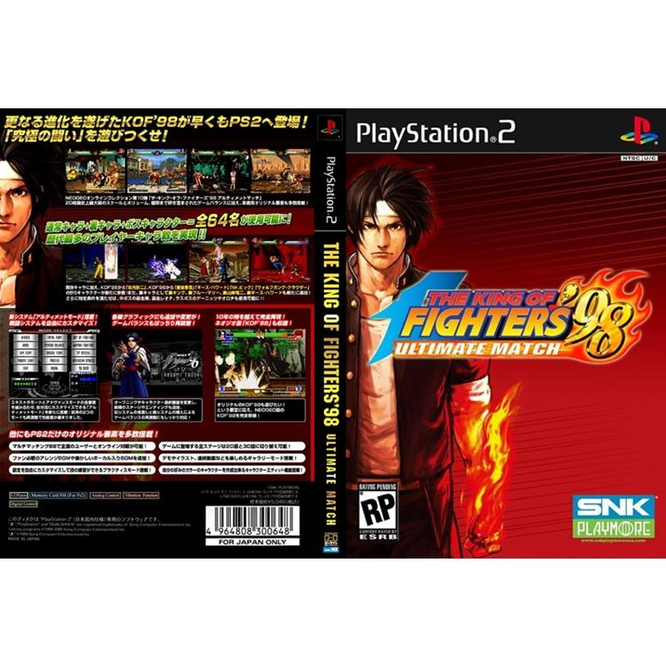 King Of Fighter 98 Ultimate Match