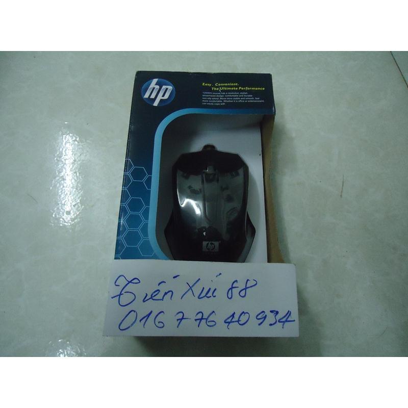 chuột có dây HP màu đen