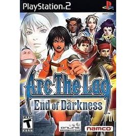 Arc the lad end of darkness