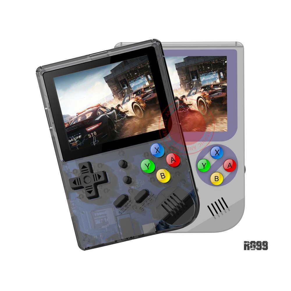 (2020 hot) Anbernic RG99 gameboy mini ver 2 169 Trò Chơi Cổ Điển Cho Trẻ EmNhư RG300