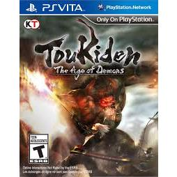 toukiden the age of demon
