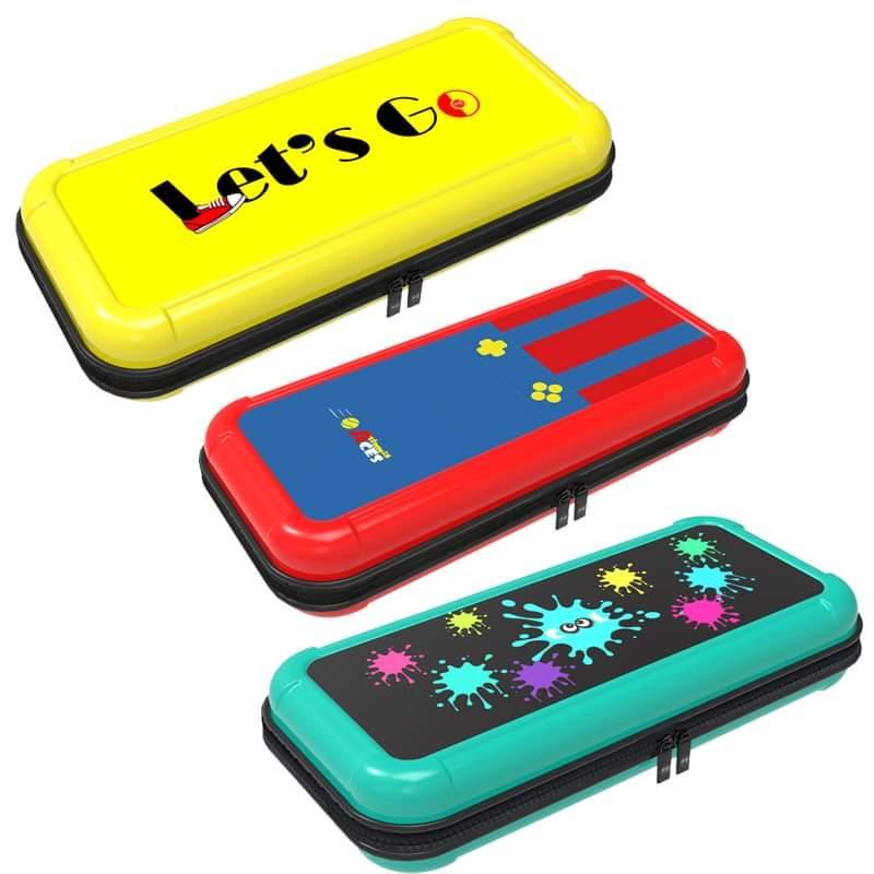 Bao đựng nhựa cứng special Nintendo Switch - hãng IINE