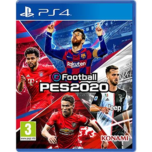 Pes 2020 Asia PS4