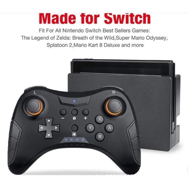 tay cầm pro switch 2020