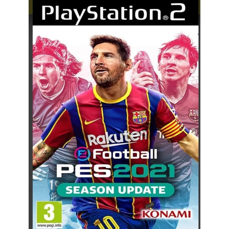 PES 2021 PS2