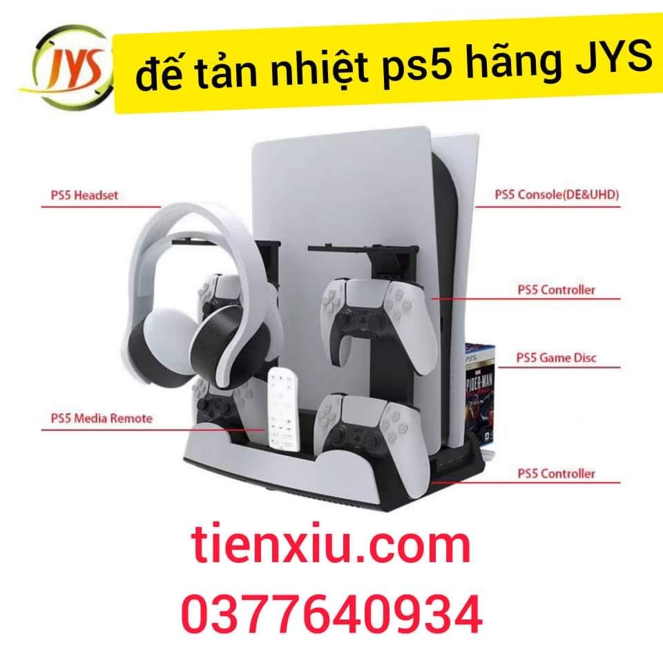 đế tản nhiệt Ps5 hãng Jys