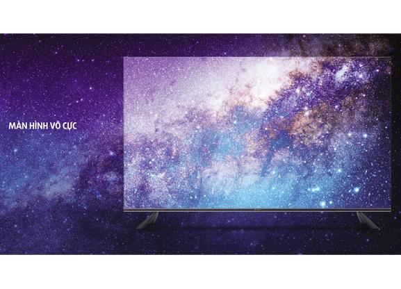 Thiết kế Casper Android Tivi 4K UHD 50 inch 50UG5000