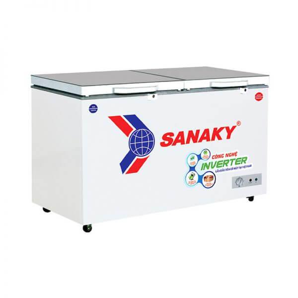 Tủ đông Sanaky VH-3699A4K mặt kính cường lực