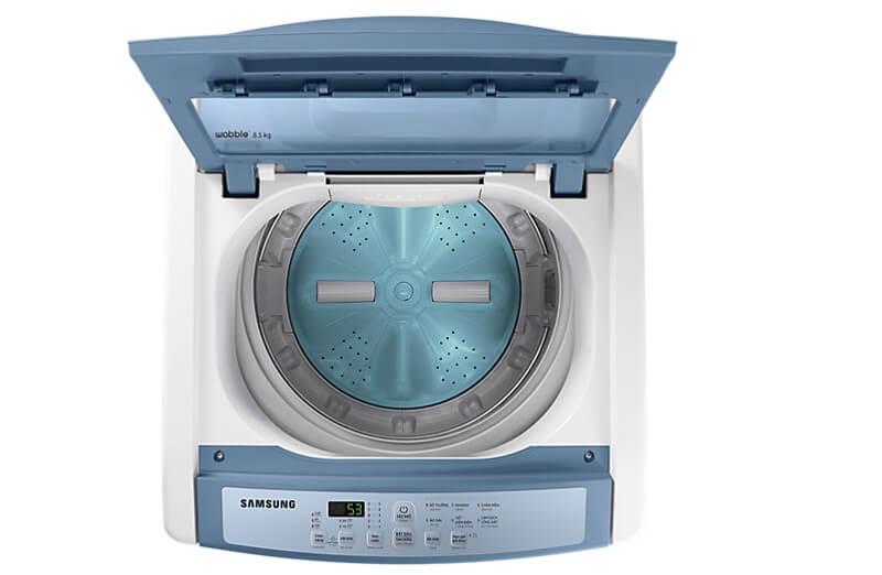 Lồng giặt - Máy giặt Samsung 8.5 kg WA85M5120SW/SV