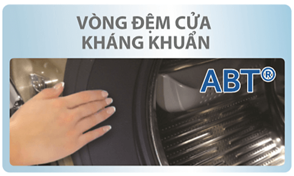 Máy giặt Aqua 9.8 Kg AQD-AF980A (W)