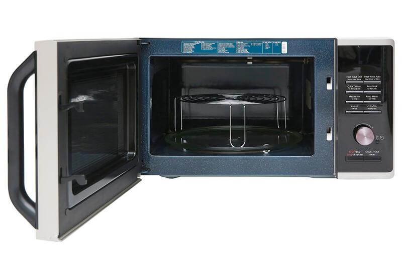 Lò vi sóng Samsung MG23K3575AS/SV-N 23 lít  - dung tích nhỏ gọn