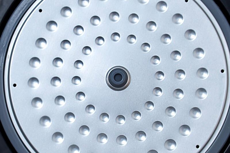 Nồi cơm điện Philips HD3128/66 Bạc