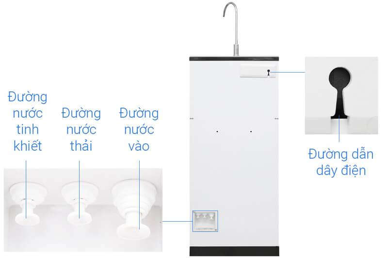 Bền tốt - Máy lọc nước RO Daikiosan DXW-33007H
