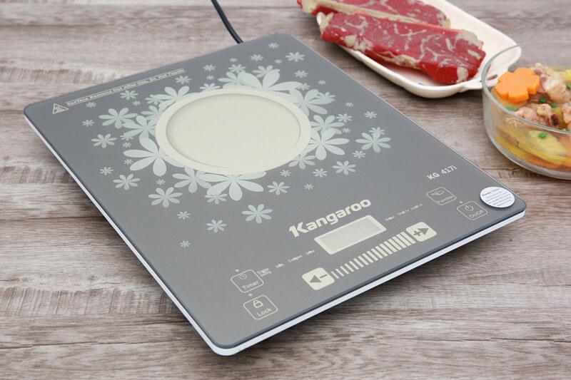 Thiết kế đẹp - Bếp điện từ Kangaroo KG417i