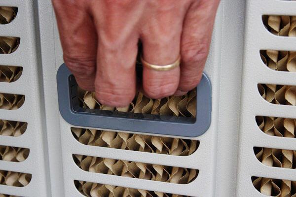 Tấm làm mát dạng tổ ong dày