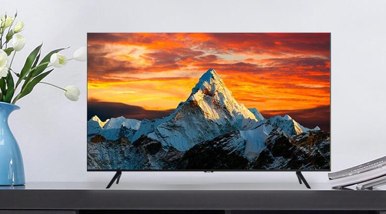 Tổng quan - Smart Tivi Samsung 4K 43 inch UA43TU8100