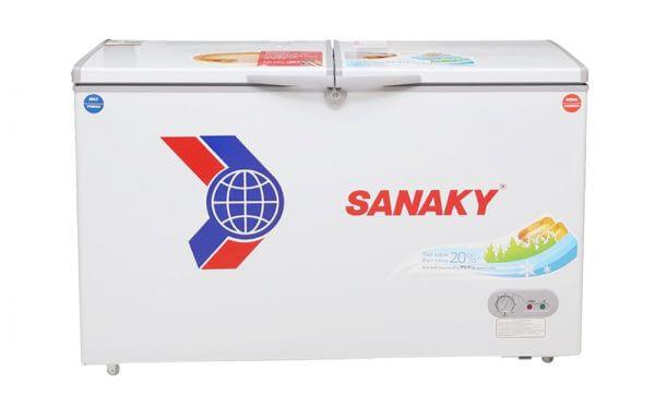 Tủ đông Sanaky VH-5699W1 dàn lạnh đồng