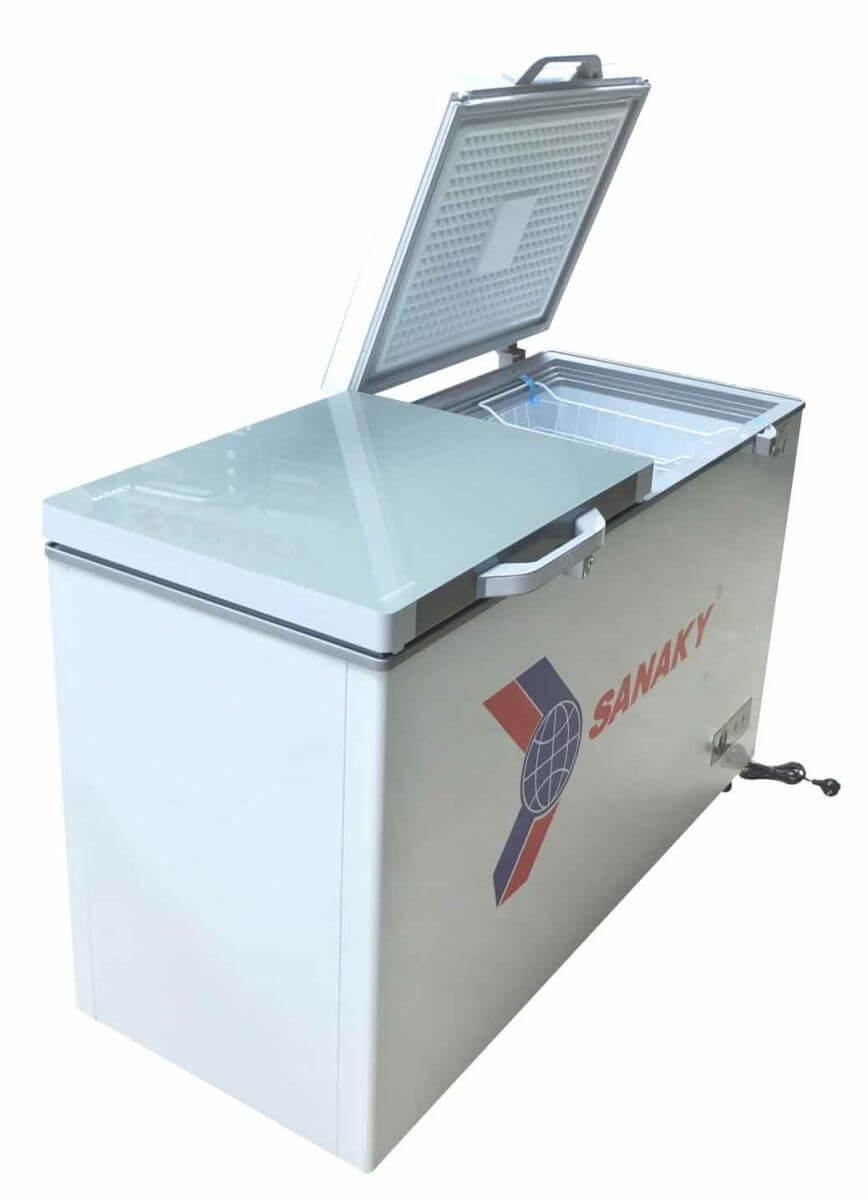 Tủ đông Sanaky VH-3699A2KD Dàn đồng 1 ngăn đông