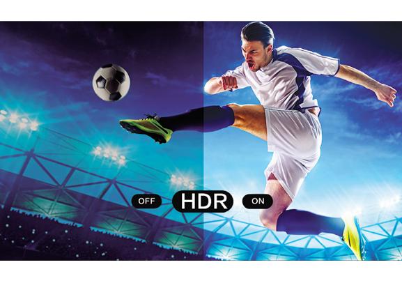 Công nghệ HDR Casper Android Tivi 4K UHD 50 inch 50UG5000
