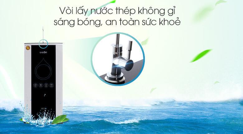 Máy lọc nước thông minh Karofi K9IQ-2.0 9 lõi