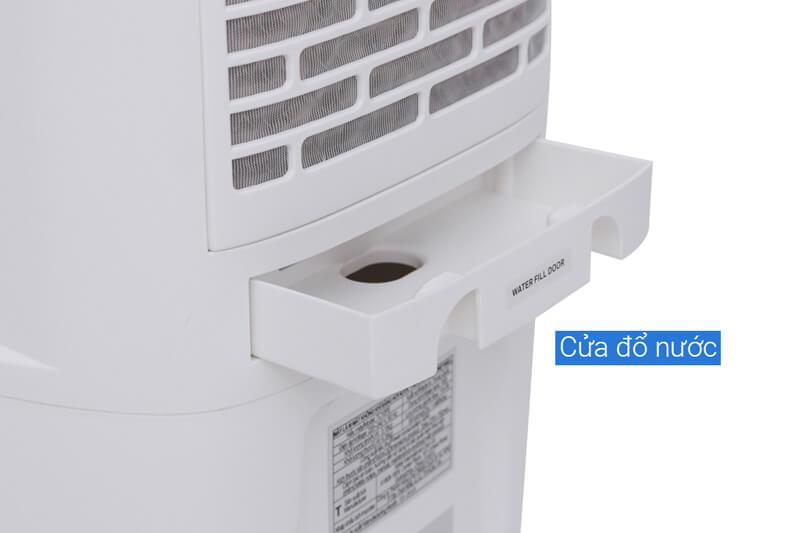 Miệng châm nước tiện dụng - Máy làm mát không khí Honeywell TC10PE