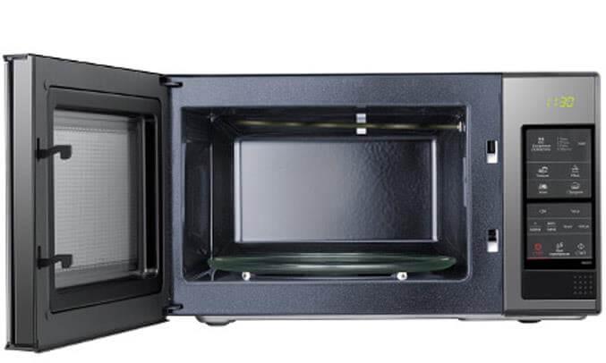Lò vi sóng Samsung ME83X thiết kế sang trọng