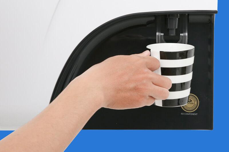 Vòi lấy nước tiện dụng, dễ dùng