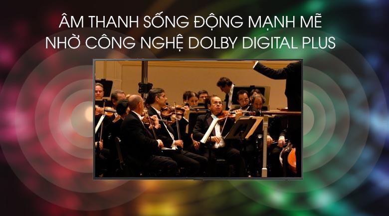 Smart Tivi Samsung 4K 65 inch UA65TU8500 - Dolby Digital Plus