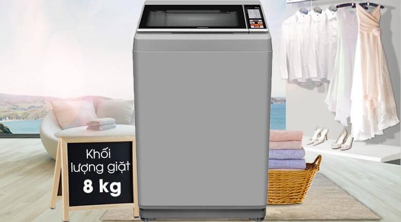 Máy giặt Aqua 8 Kg AQW-S80CT H2