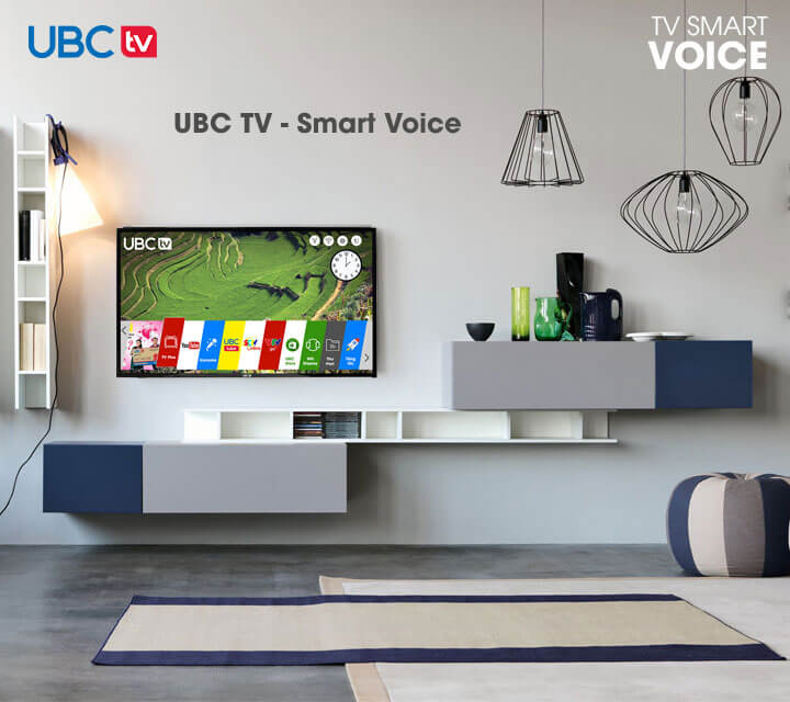 SMART TIVI FULL HD UBC 43 INCHES 43SV