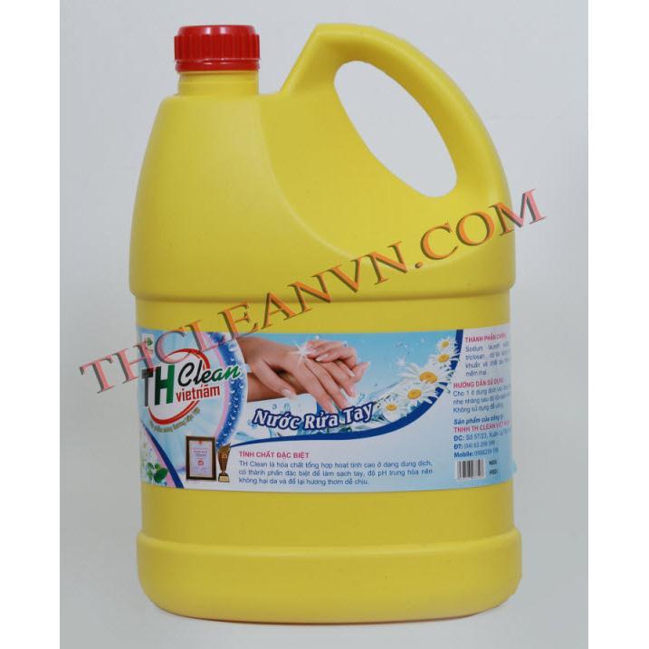 Nước rửa tay Thcleanvn