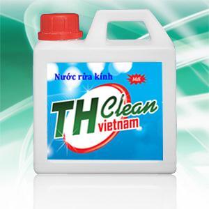Nước rửa kính Thcleanvn can 5 lít