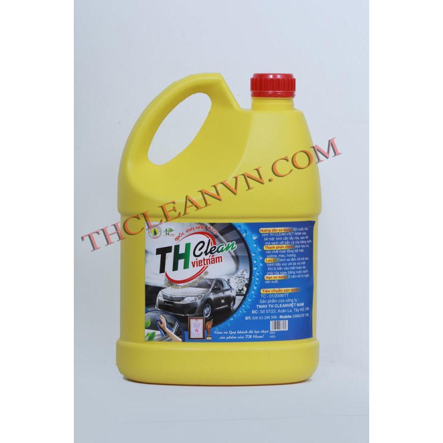 Nước rửa ô tô xe máy Thcleanvn