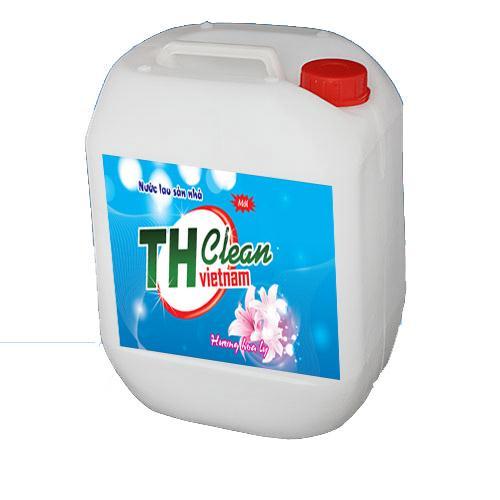 Nước lau sàn nhà Thcleanvn can 20 lít