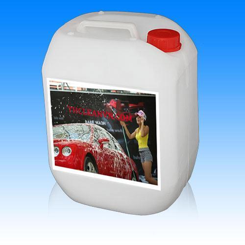 Nước rửa ô tô xe máy Thcleanvn can 25 lít